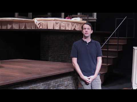 "Interview with Ford's Theatre ""Death of a Salesman"" Set Designer"