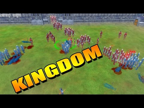 Kingdom Gameplay | Medieval Combat War Simulator | Lets Play Kingdom Gameplay Highlights