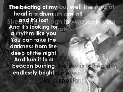 making love out of nothing at all lyrics