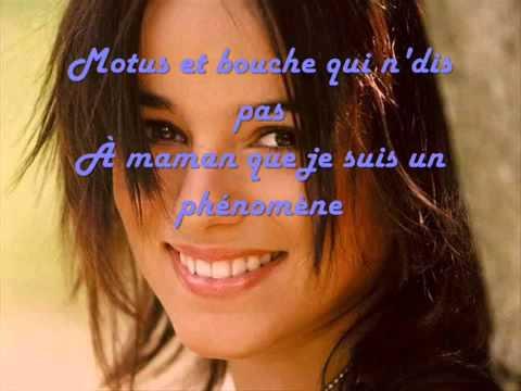 Alizee Moi LolitaLyrics