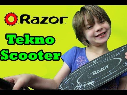 Razor Tekno Scooter - Day 721 | ActOutGames