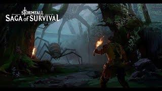 Just Chatting and looting   Stormfall saga of survival
