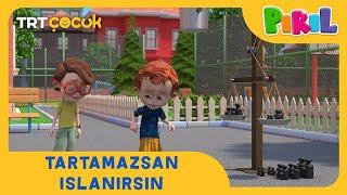 PIRIL | TARTAMAZSAN ISLANIRSIN | TRT ÇOCUK