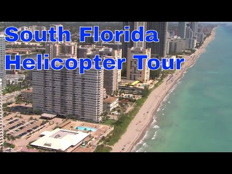 Fort Lauderdale Helicopter Tour