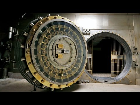 Top 10 Most Secure Vaults In The World