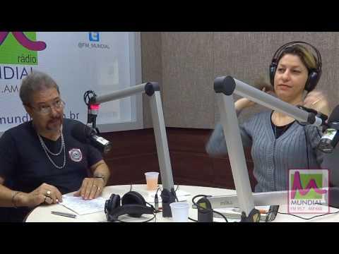 Transformação Interior - Sinuhê Vieira e Ana Lucia - 25-06-2017 - Rádio Mundial