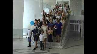 Свадьба Стаса и Насти на телеканале Запоріжжя