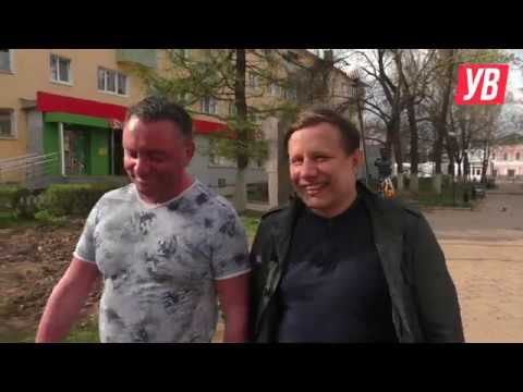 Интервью. Танцующий депутат Сергей Куликов. Услышано Вичуга