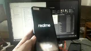 Realme C2 (RMX1941EX) Flashing Unlock Pola, Frp, Dengan MSM Download Tool