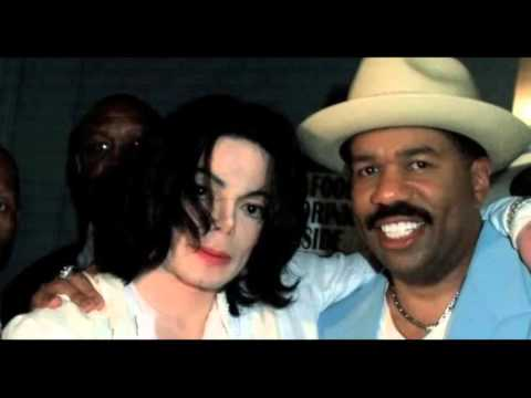 Michael Jackson RARE Unheard Steve Harvey Radio Interview FULL UNCUT