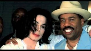 Michael Jackson RARE Unheard Steve Harvey Radio Interview FULL UNCUT