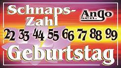 ♫ Geburtstags-Grüße Schnapszahl ♫ Happy Birthday – (Kurz zum Verschicken)