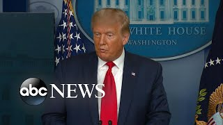 'I didn't lie' about COVID-19: Trump