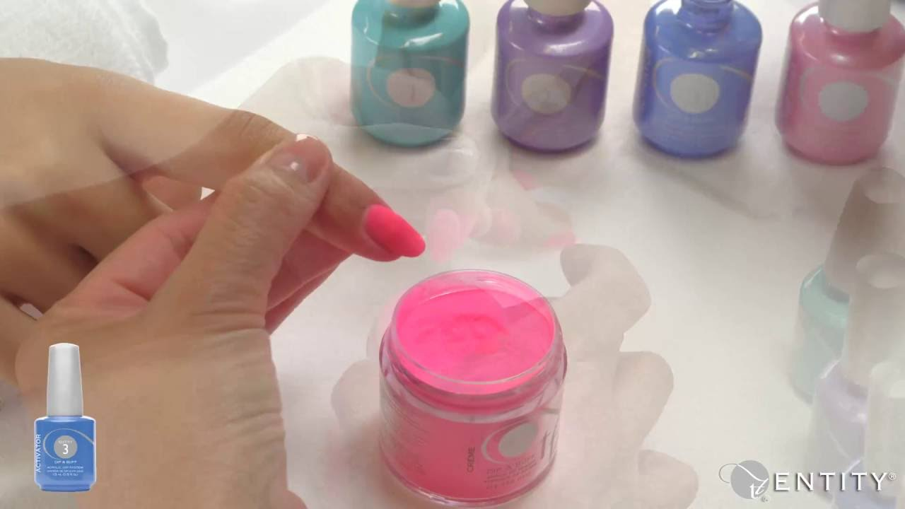 How To Eny Dip Buff Color Complete Beauty Supply