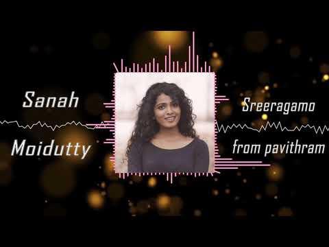 sreeragamo | Malayalam Cover | Sanah Moidutty