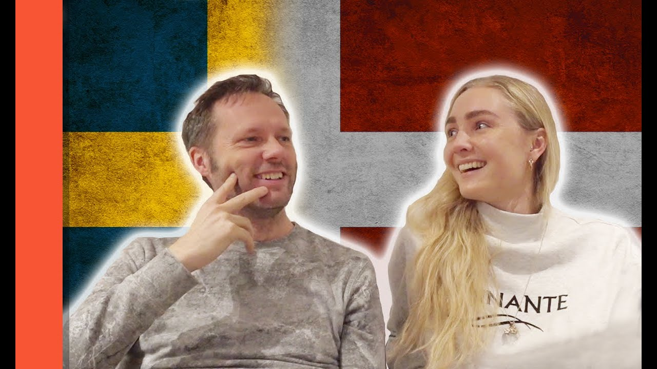 SWEDISH VS DANISH - Guess the person - Language challenge