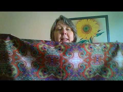 Playing around with fabric design