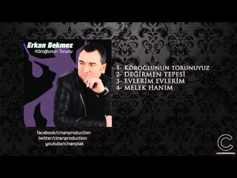 Evlerim Evlerim - Erkan Bekmez (Official Lyric)