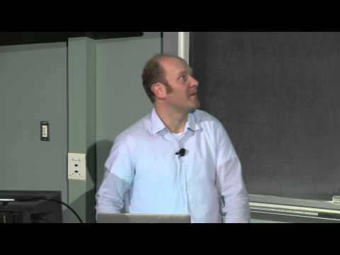 Jeffrey McMahon - Saturday Morning Physics - 11/16/13