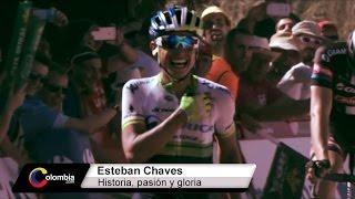 Esteban Chaves: historia, pasión y gloria (CAPÍTULO II)