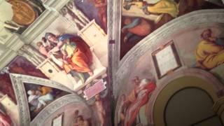システィーナ礼拝堂天井画【大塚国際美術館】 Sistine Chapel ceiling [Otsuka Museum of Art]