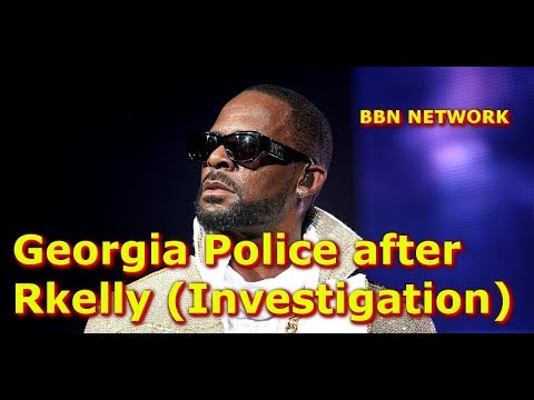 Georgia Police after Rkelly (Investigation) Mp3