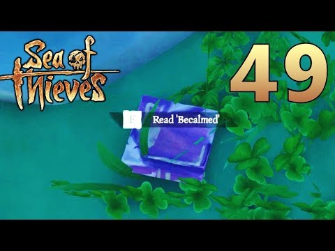 [49] Secret Lore Books and Adventuring!!! (Sea Of Thieves Gameplay PC)