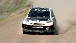 Rally Racing With Scion - The Downshift Episode 16