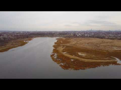 Marine Park Brooklyn in 4K