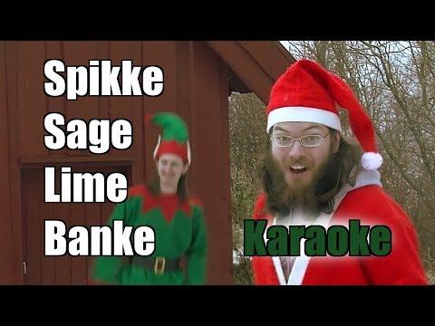 Jamban - Spikke Sage Lime Banke (Per Asplin Karaoke)