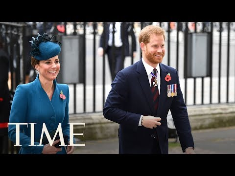Prince Harry Just Made A Surprise Appearance With Kate Middleton | TIME