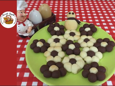 Papatya kurabiye nasıl yapılır | Pratik...