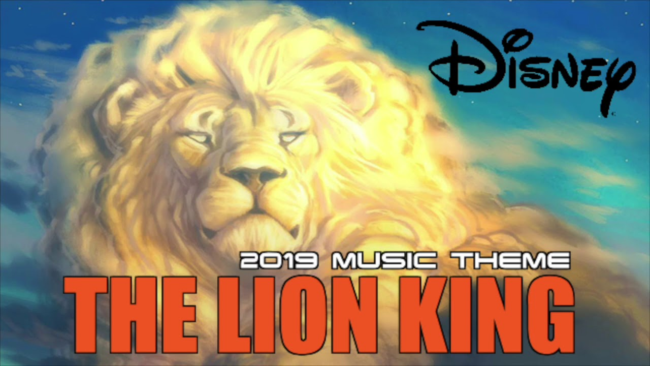 2019 lion king live action theme