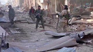 Сирия: боевики