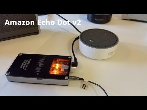 AMAZON ECHO DOT V2 (UK) - First impressions