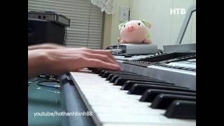 Sao Ta Lang Im - Ho Ngoc Ha (Piano Cover) by hothanhbinh88 ♥