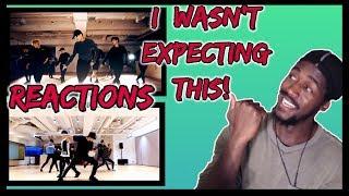EXO 엑소 'Monster' Dance Practice REACTION | EXO 엑소 '전야 (前夜) (The Eve)' Dance Practice REACTION