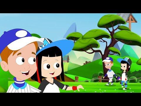 Jack et Jill montèrent la colline | Comptine | préscolaires rimes | Preschool Song | Jack And Jill