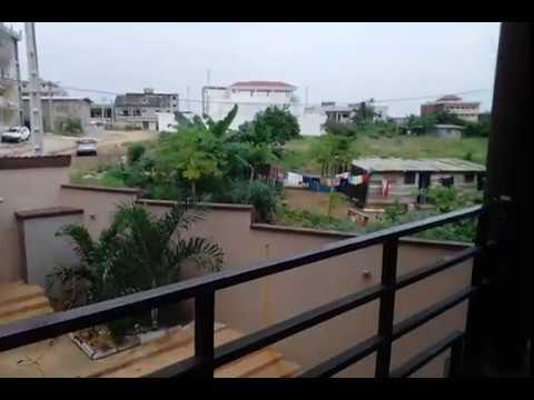 """Vente d'une Belle Villa duplex 8 Pièces à Abidjan-Riviéra 3 """"Triangle"""" en Côte D'ivoire"""