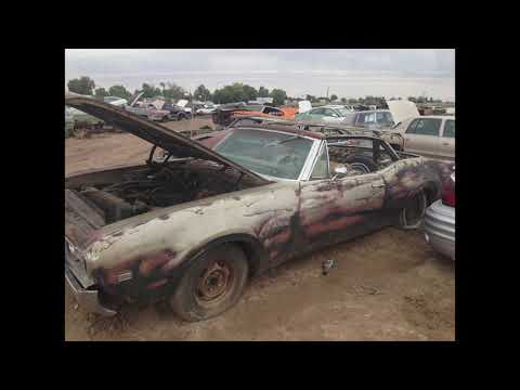Colorado Junkyard Full of Vintage, Classic, Muscle Cars and Trucks (even a Willys)