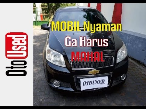 Review Mobil Bekas Chevrolet Aveo 2008 Youtube