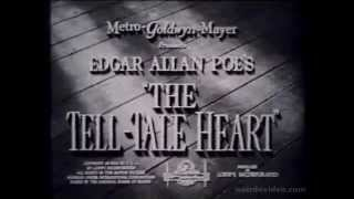 Edgar Allen Poe:  The Tell-Tale Heart - 1941