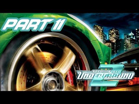 COAL HARBOR EAST UNLOCKED! - Need For Speed Underground 2 #11