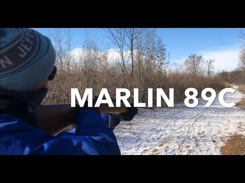 Marlin 89C: Disassemble & Troubleshooting