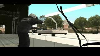 Daft Punk - GTA SA mod