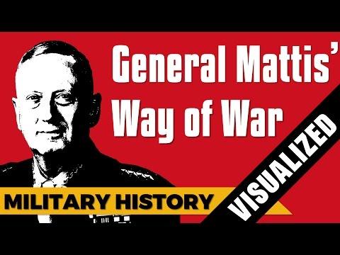 General Mattis' Way of War (2001 - 2003)