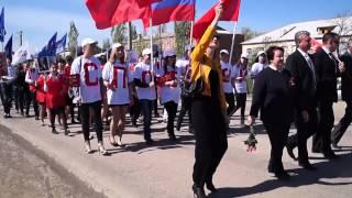 Подготовка и празднование 8-9 мая в г.Новоузенск