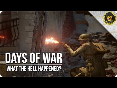 Days of War - What the Hell Happened? streaming vf
