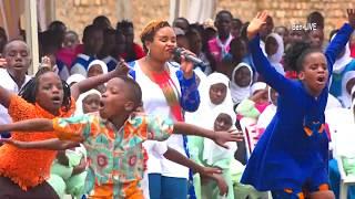 Watoto Children's Choir SUPER Performance at Girl Child Day - Uganda
