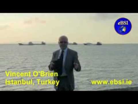 eBSI Export Academy - International Trade Broadcast 13 - The Bosphorus Istanbul, Turkey